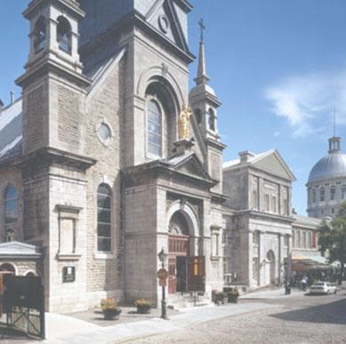 Marguerite Bourgeoys Historic Site